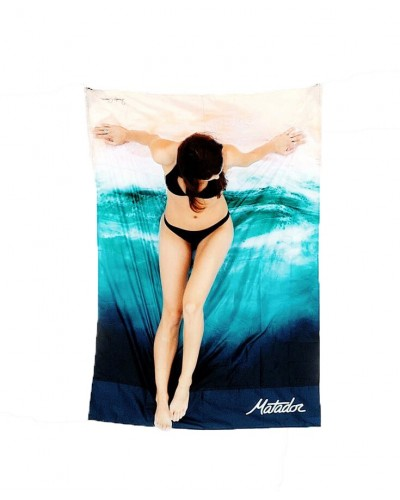 viaje - Manta de viaje Blanket Pocket Dye Sublimation de Matador - 1