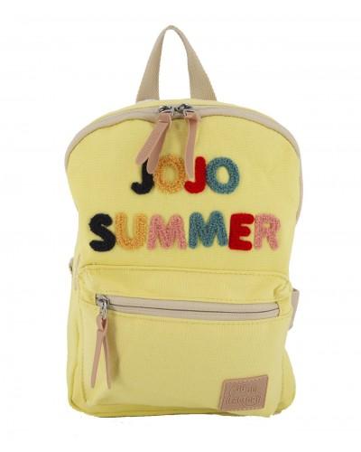 escolares - Mochila Baby Pack Jojo Factory - 0