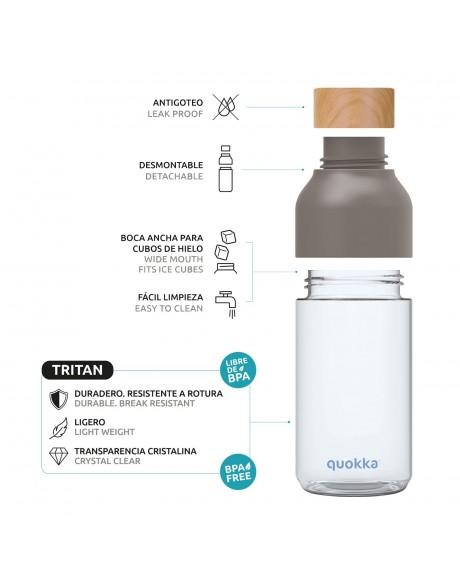 Botellas reutilizables - Botella Hidratación modelo ICE 840 ml Quokka - 2