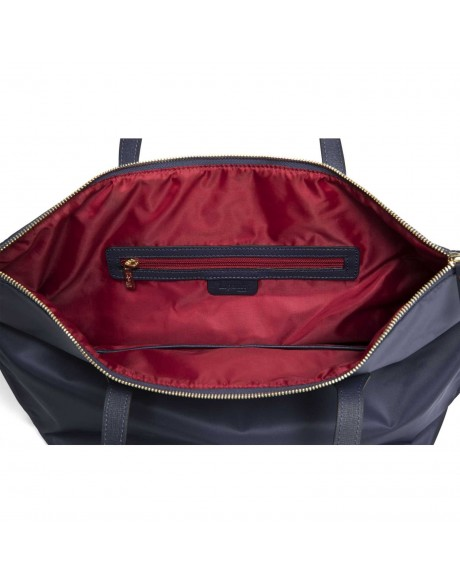 Tote bags - Tote Bag Lipault Plume Avenue 17'6L - 5