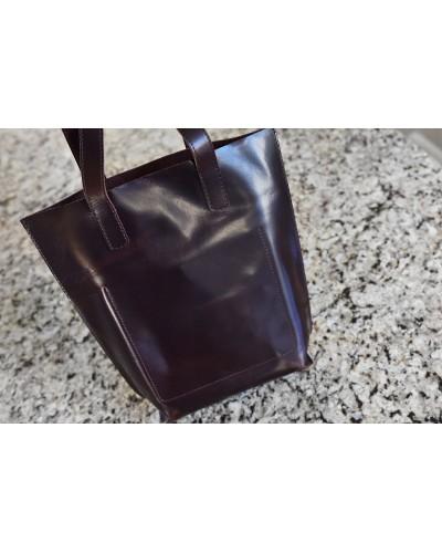 tote-bags - Tote de la firma Kiko Leather modelo Structure - 1