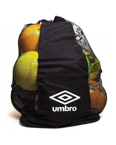 futbol - Bolsa de balones 105L de Umbro - 1