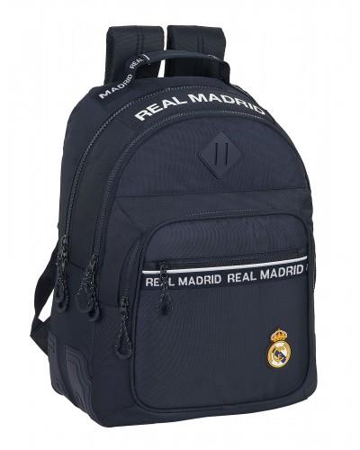 futbol - Mochila doble 15L Real Madrid de Safta - 0