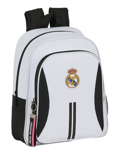 futbol - Mochila infantil 10L Real Madrid 1ª equip. 20/21 de Safta - 0