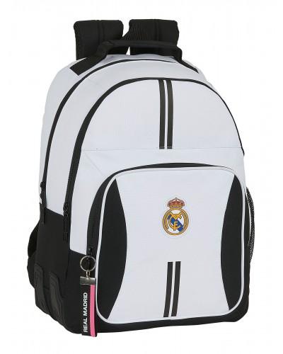 futbol - Mochila doble 15L Real Madrid 1ª Equip. 20/21 de Safta - 0