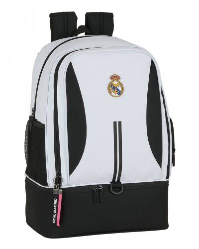 futbol - Mochila entrenamiento 24L Real Madrid 1ª Equip. 20/21 de Safta - 0