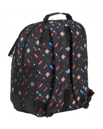 "escolares - Mochila doble 15L Paul Frank ""Retro Gamer"" de Safta - 1"