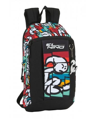 """escolares - Mini mochila 10L El Niño """"Bali"""" de Safta - 0"""