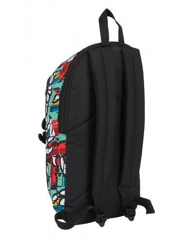 """escolares - Mini mochila 10L El Niño """"Bali"""" de Safta - 1"""