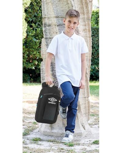 "escolares - Mini mochila 10L Umbro ""Artico"" de Safta - 1"