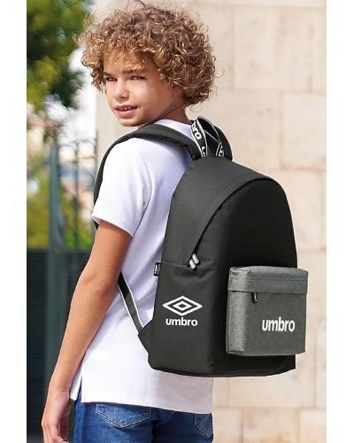 """escolares - Mochila 16L  para portátil 14,1"""" Umbro de Safta - 1"""
