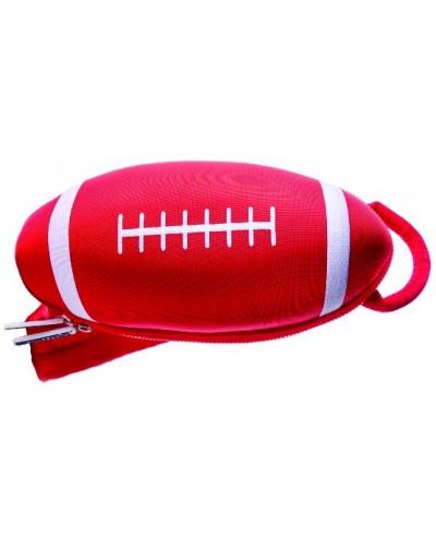 escolares - Mochila Pelota Rugby Roja de Madpax - 0