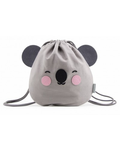 escolares - Drawstringbag faces Koala Eef Lillemor - 0