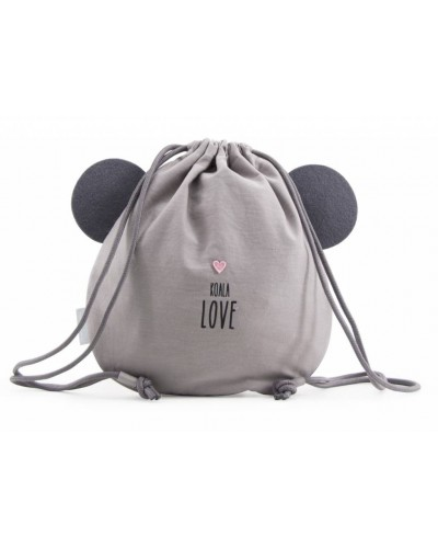 escolares - Drawstringbag faces Koala Eef Lillemor - 1