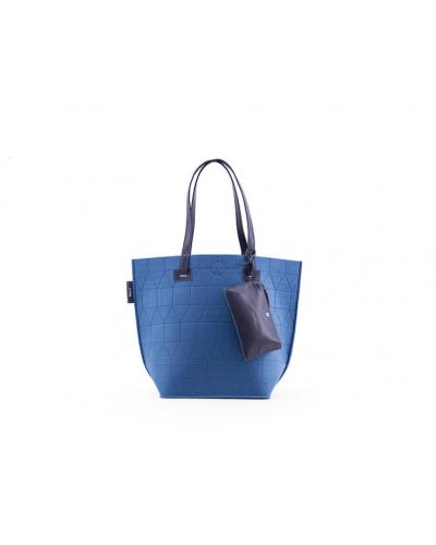 tote-bags - Shopping bag Feltbag + pouch de Rilla Go Rilla - 0