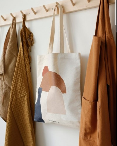 tote-bags - Tote bag Monk & Anna - 1