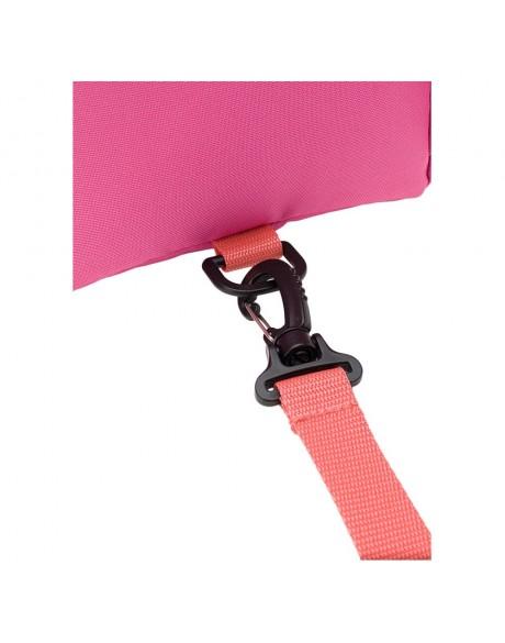 Escolares - Mochila Zip & Zoe Mini Pink Colour Block - 8