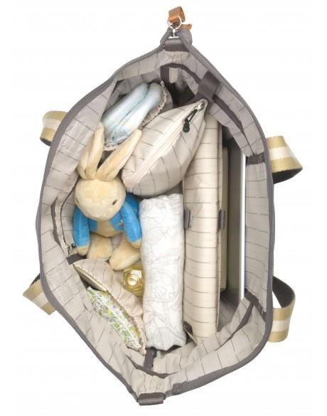 Maternidad - Tote maternal expandible de Storksak - 4