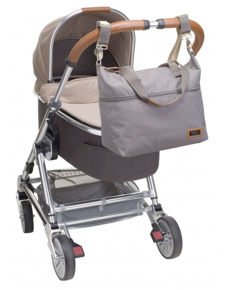 Maternidad - Tote maternal expandible de Storksak - 5