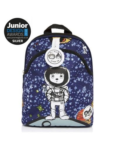 escolares - Mochila Mini Spaceman de Zip & Zoe - 0
