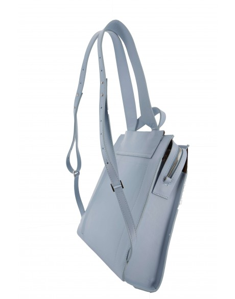 Bolso mochila - Mini Mochila AgnesKovacs Serie Silhouette - 1