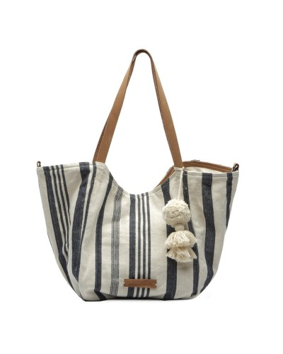 tote-bags - Shopping Bag Pie2B de Biba - 0