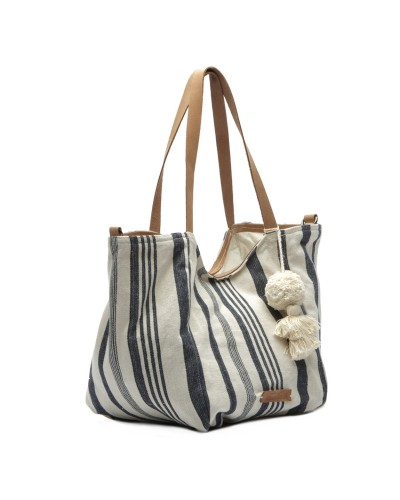 tote-bags - Shopping Bag Pie2B de Biba - 1