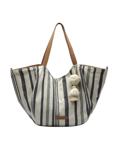 tote-bags - Shopping Bag Pie1B de Biba - 0