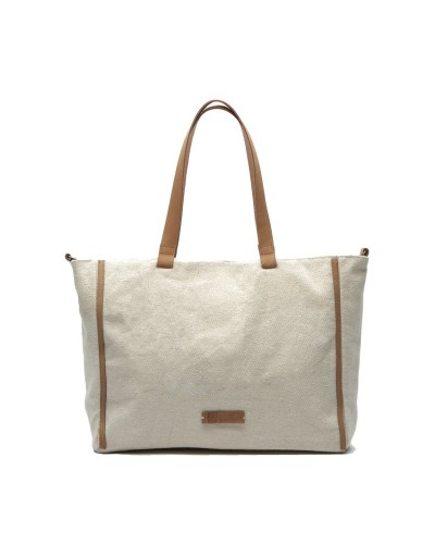 tote-bags - Shopping Bag Biba Honey - 0