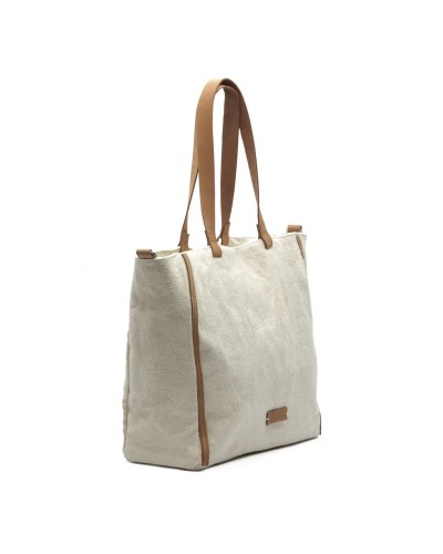 tote-bags - Shopping Bag Biba Honey - 1