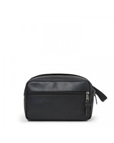 viaje - Bolsa de aseo Yap Black Ink Leather de Eastpak - 0