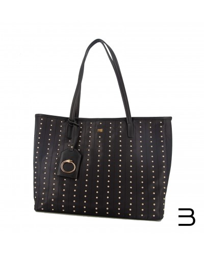 tote-bags - Shopping Bag Lorraine 001 Cavalli Class - 0
