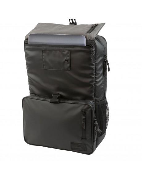 Viaje - Mochila Hex Nero Expandible Black Ripstop 25,5L - 2