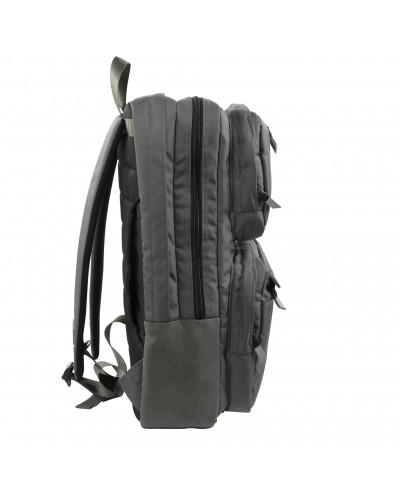 viaje - Mochila Echelon Patrol Grey Tech Suede 17,5L de Hex - 1
