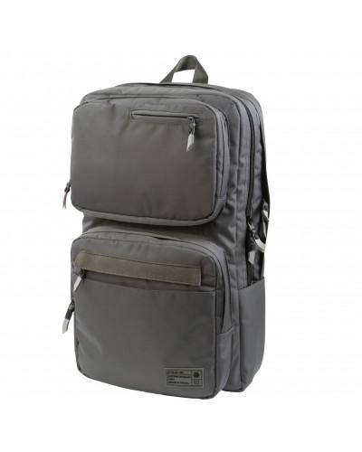 viaje - Mochila Echelon Patrol Grey Tech Suede 17,5L de Hex - 0