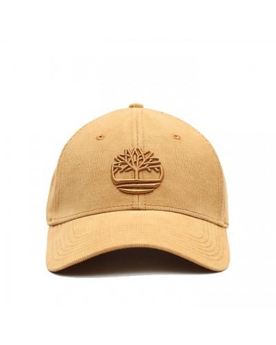 gorros-y-gorras - Gorra de béisbol en pana Timberland - 0