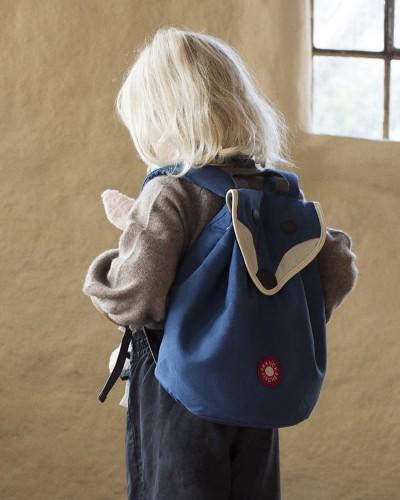 escolares - Mochila infantil Hilda Blue Fox de Franck Fischer - 1