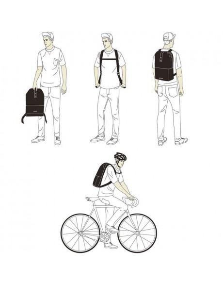 Ciclismo - Mochila Dalston Tex 12 L Brooks England - 3