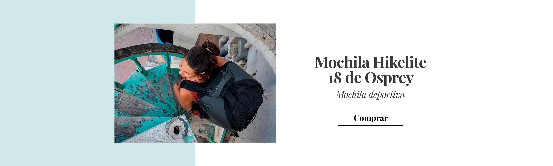 Mochila Hikelite